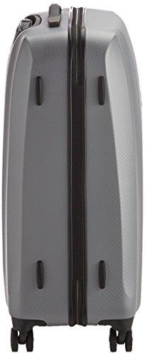TITAN Koffer, 67 cm, 80 Liter, Silver -