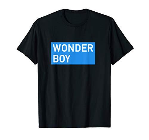Luka 'Wonderboy' Doncic | Dallas Rookie Slovenia Halleluka T-Shirt Wonderboy-shirts
