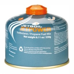 Jetpower Isobutan/Propan Kraftstoff-Mix -