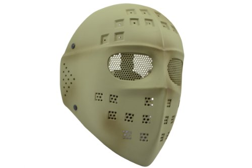 """Softair Protektor Maske """"Alien Soldier"""" (oliv)"""
