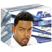 Luster's SCURL TEXTURIZER REG 2 Application. - S-curl Relaxer