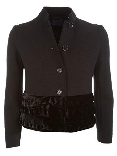 ASPESI Giacca Outerwear Donna 0910526851241J Lana Nero