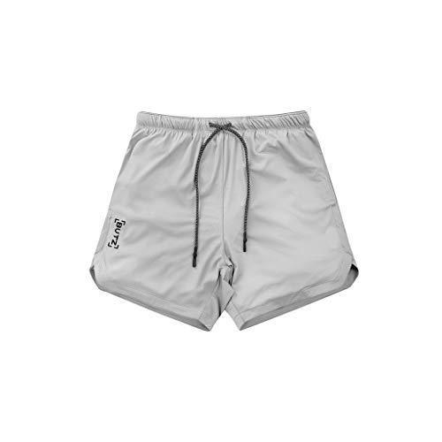 Auiyut Herren Sweatshorts Chino Shorts Kurze Hose Freizeithose Bermuda Kurze Hose Strandhosen Freizeit-Shorts Sport Shorts Jogginghose Sweatpants Regular Fit