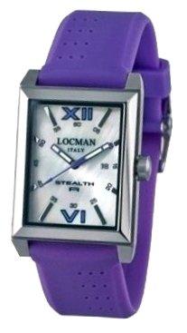 Locman 024100MWNVT0SIV_wt Montre à bracelet unisexe