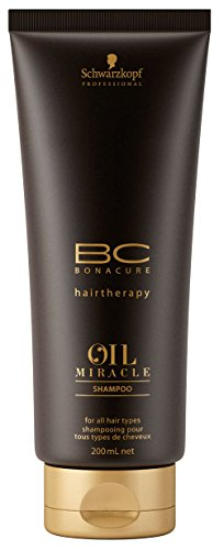 Schwarzkopf Professional BC Bonacure Miracle Oil Shampoo, 200ml  available at amazon for Rs.666