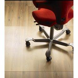 Preisvergleich Produktbild PC - Bodenschutzmatte (ohne Noppen) - transparent 1500 x 1200mm