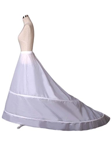 Women's A-line 2-Hoop Petticoat Underskirt Crinoline for sale  Delivered anywhere in UK