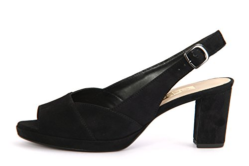 nu Noir Noir Chaussures nu Chaussures pieds nM7YqH80w
