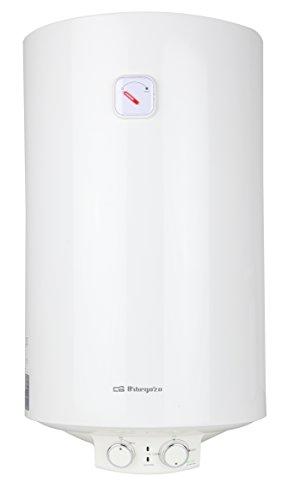Orbegozo TRM 83 Elektrischer Warmwasserbereiter, 80 l, 1500 W, 80 Liter, weiß