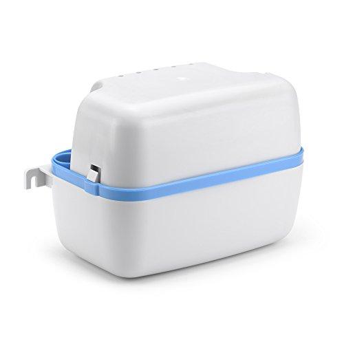 SFA Kondensatpumpe SaniCondens PRO, Kondensathebeanlage für Klimaanlage, Kühl- und Gefriertruhe, mit integrierter Rückschlagklappe und Überlaufsicherungsschalter, 0046 -