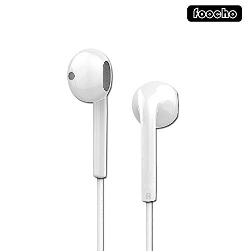 Auriculares in-Ear,Auriculares Micrófono Compatible