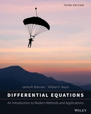 [ { Differential Equations: An Introduction to Modern Methods and Applications (Revised) } ] BY ( Author ) Jul-2015 [ Hardcover ]