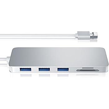 ICY BOX IB-Hub 1402 4-Fach USB 3.0 Hub, integriertes