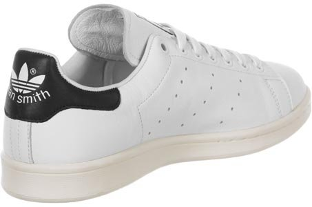 adidas Stan Smith, Sneakers Basses Homme Blanc (Footwear White/footwear White/core Black)