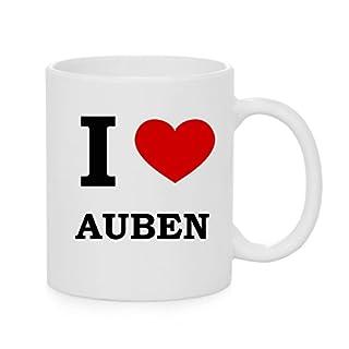 I Heart Auben ( Love ) Official Mug