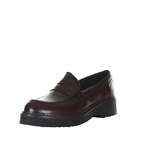 Wrangler Riva Loafer Mocassino Donna Bordeaux 36