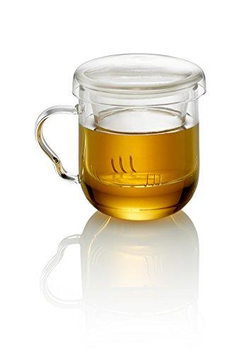 Tea Soul B6021497 Théière Verre