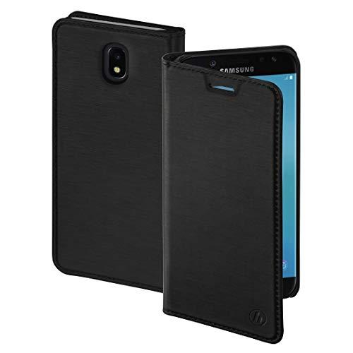 Hama Slim Booklet Passend für: Samsung Galaxy J5 (2017) Schwarz