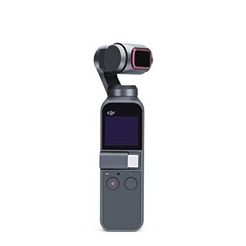 Protector pantalla 2x claramente para DJI Osmo Pocket lente película protectora protector de pantalla