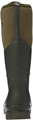 Muck Boots Unisex-Erwachsene Chore 2k Arbeits-Gummistiefel Grün (Moss 333)