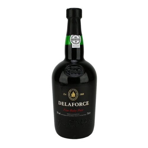 Delaforce Fine Ruby Port - 0.75 l