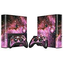 Aufkleber für Xbox 360 E Konsole und Controller Starry Galaxy
