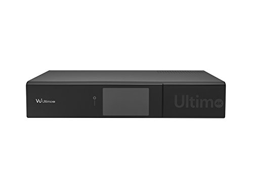 VU+ Ultimo 4K 1x DVB-S2 FBC Twin / 1x DVB-C/T2 Dual Tuner PVR ready Linux Receiver UHD 2160p