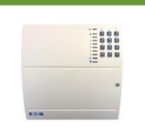 Panel de control de Scantronic Wireless Ion Compact 20 Aplicación de teléfono inteligente Eaton SecureConnect - Wireless-control-panel