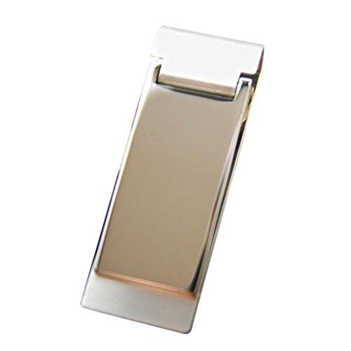 Panegy - Billetera Clip Pinza Abrazadera delgado de Dinero moneda billete - Diseño clásico
