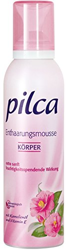Pilca Enthaarungsmousse, 3er Pack (3 x 150 ml)