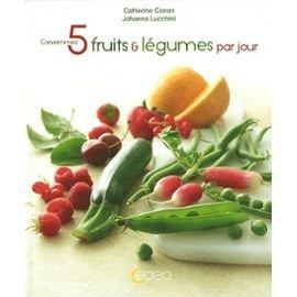 Consommez 5 fruits et légumes par jour
