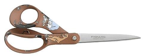 Fiskars Moomin General Purpose Scissors - Sniff - 21cm
