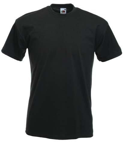 Fruite of the Loom Super Premium T-Shirt, Graphit, Gr.M M,Graphit