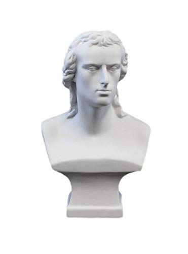 Porcelaine Buste Schiller grand