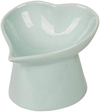 Daeou Ciotola del cane Ceramica a a a forma di cuore Toro ciotola cibo bacino 13  13  10cm B07GB4265C Parent | Moda  | Materiali Di Prima Scelta  | Raccomandazione popolare  52df0c