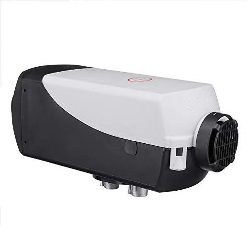 AVANI EXCHANGE 5KW 12V Diesel Air Car Heater Digital Thermostat LCD Switch Remote Control Trucks Boat Car -