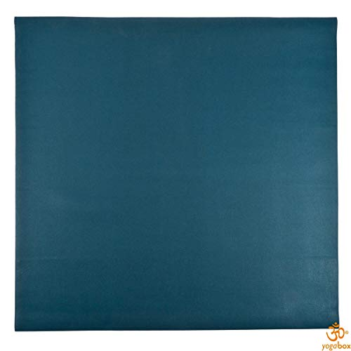Yogilino® Krabbelmatte 160 x 200 cm in Deutschland hergestellt, blau