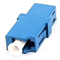 sourcingmap® FTTH-LC/UPC SM Simplex LWL-Steckverbinder Bare Glasfaser Adapter