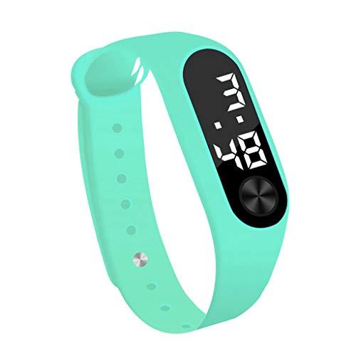 buscar genuino gran venta acogedor fresco LED Watch Reloj Infantil STRIR Reloj de Pulsera Reloj ...