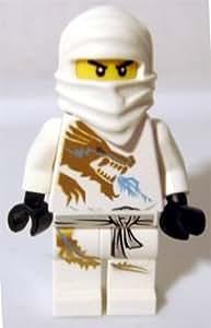 Amazon.de:LEGO Ninjago: Zane DX (Drachen Anzug) Minifiguren