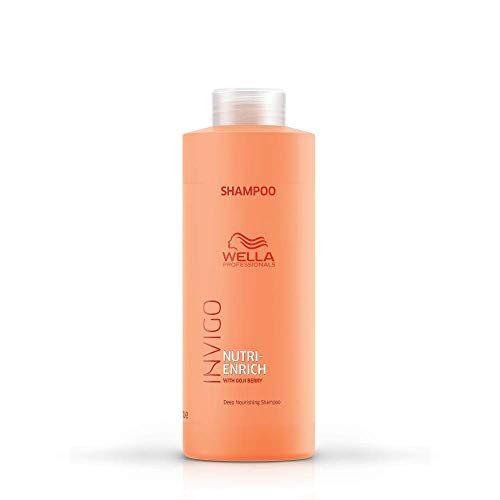 Wella, Invigo Enrich Shampoo 1000Ml