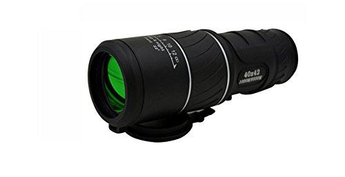 TELLW zoom Visore notturno HD Monoculari ad alto ingrandimento Telescopio notturno a basso livello di visione notturna