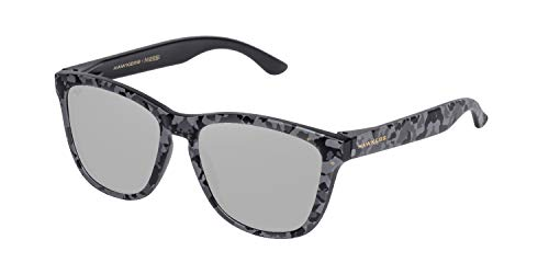 Hawkers X Messi · Kids Gafas de sol, Camo Chrome, One Size Unisex-niños