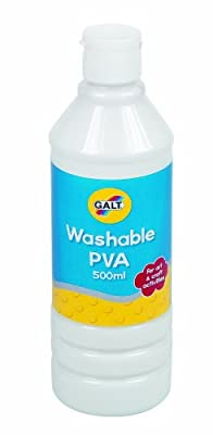 Galt Toys 500ml Washable PVA Glue