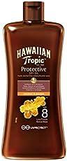 Hawaiian Tropic Protective Dry Oil SPF 8, 100 ml