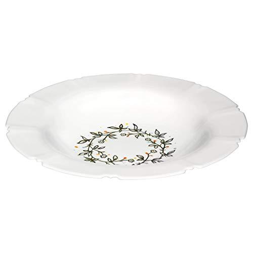 Speiseteller, Tellerset - Service - Geschirrsets - Tafelservice - Geschirr - Kombiservice, Geschirrset in modernem Design für stilbewusste Genießer(24 cm)