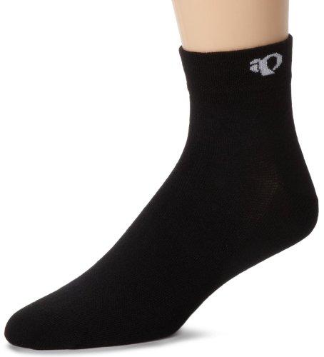 Pearl Izumi Attack Socke, Damen Jungen Mädchen, 9342, Schwarz, XL