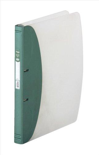 hermes-ring-binder-polypropylene-2-o-ring-20mm-size-a4-metallic-green-ref-332208