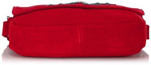 Diavolezza - Borsa donna Rosso (Rot)