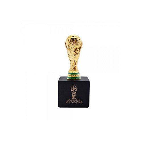 Pokal World Cup Pin (FIFA WM 2018 - Pokalreplika auf Podest (45 mm))